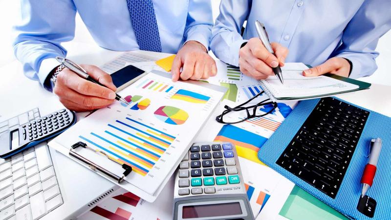 حسابداری شرکتهای صنعتی -حساب آران چرتکه